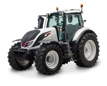 Valtra T194 Active. Red Line.